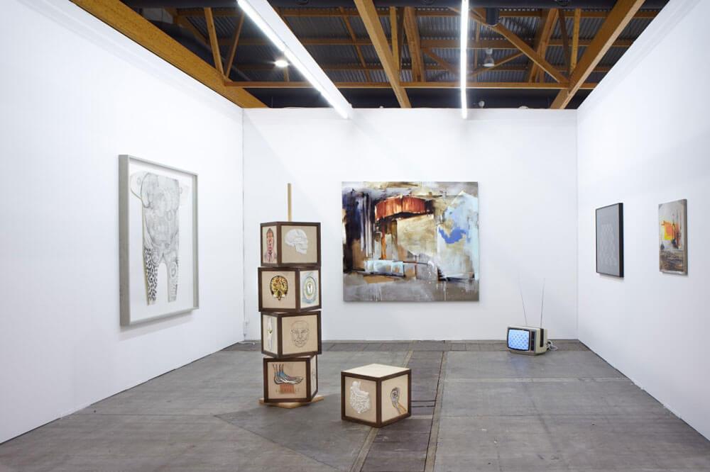 Galerie Tanja Wagner   Angelika J. Trojnarski