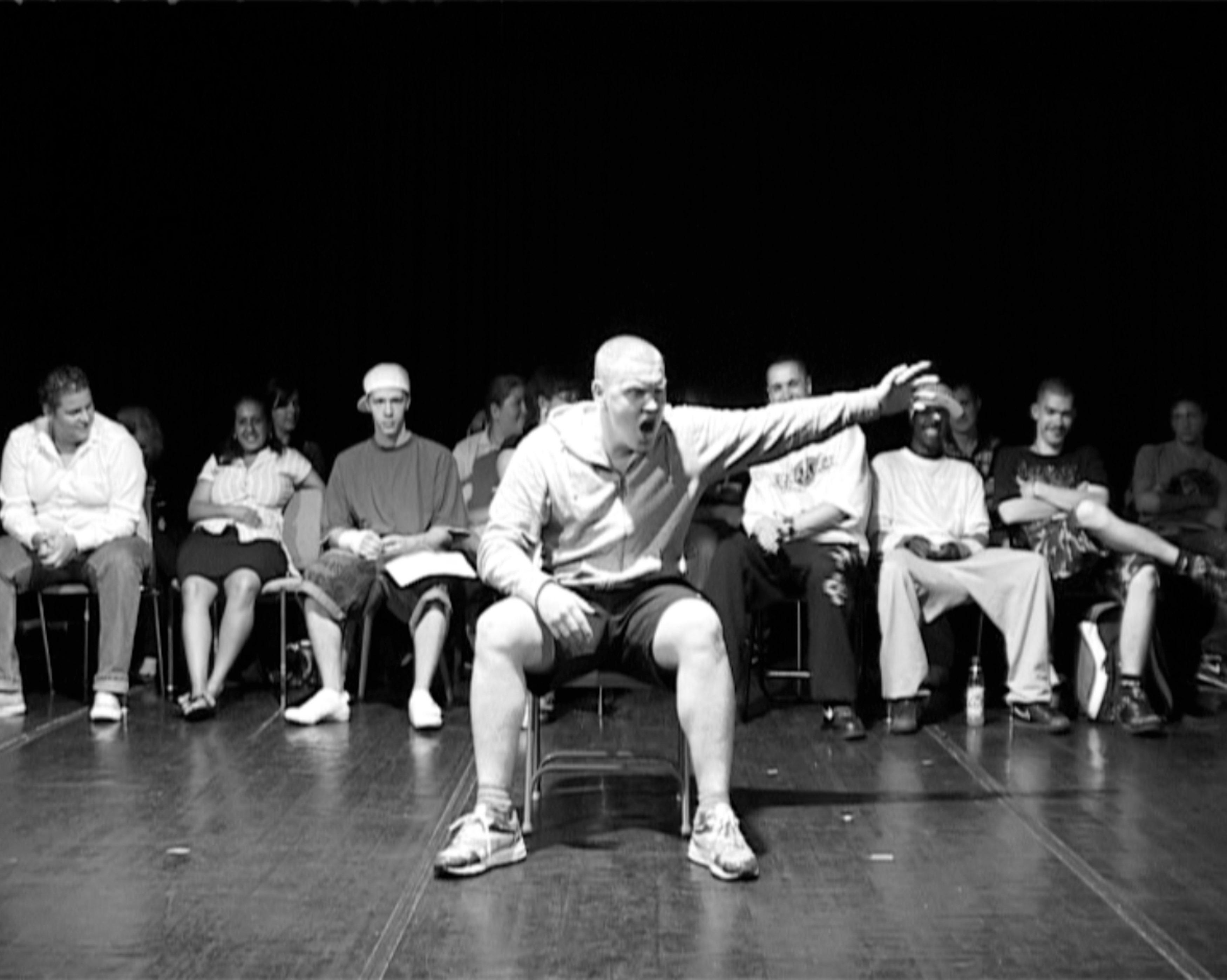 Ulf Aminde - Frontalunterricht, 2009