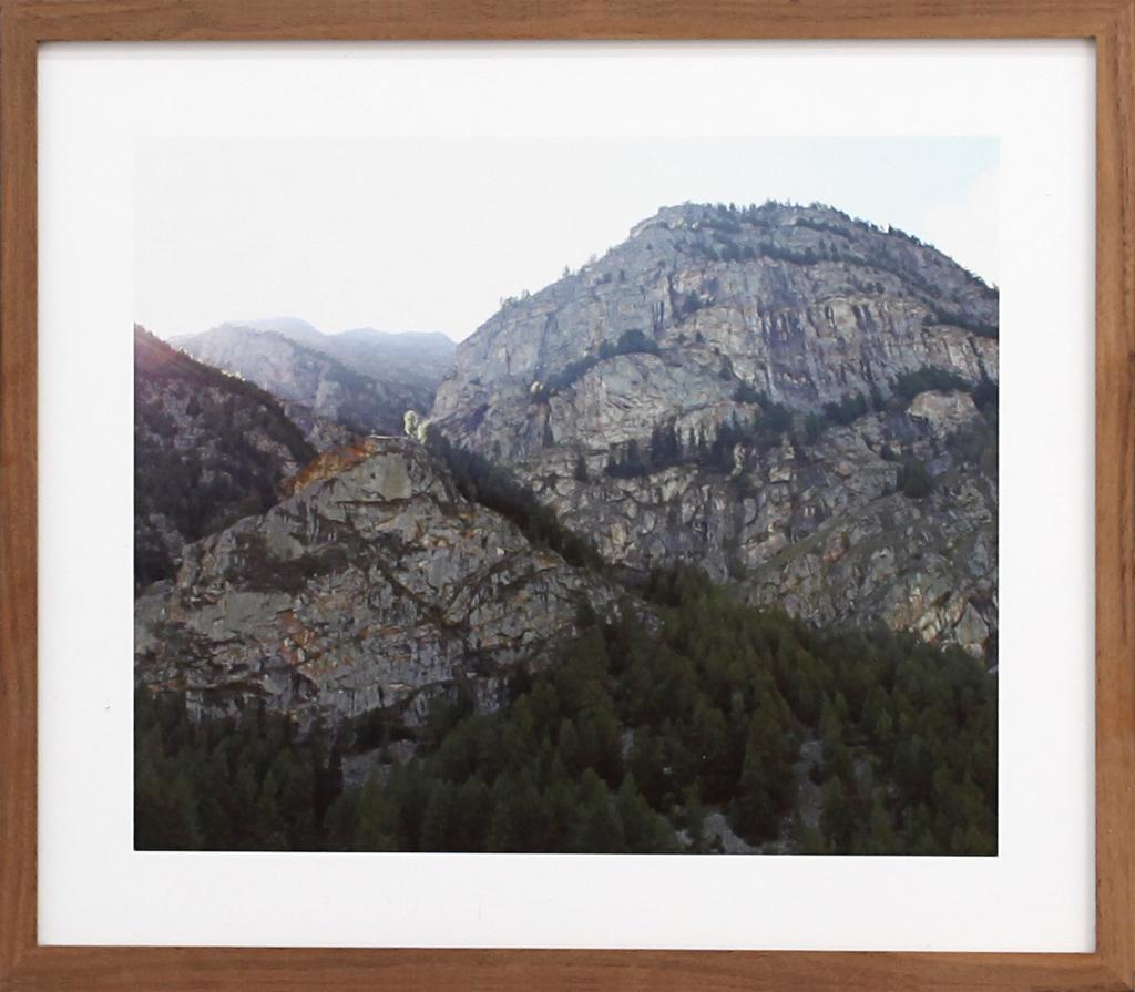 Paula Doepfner - Fallen #2 (series of 3 photographs), 2010