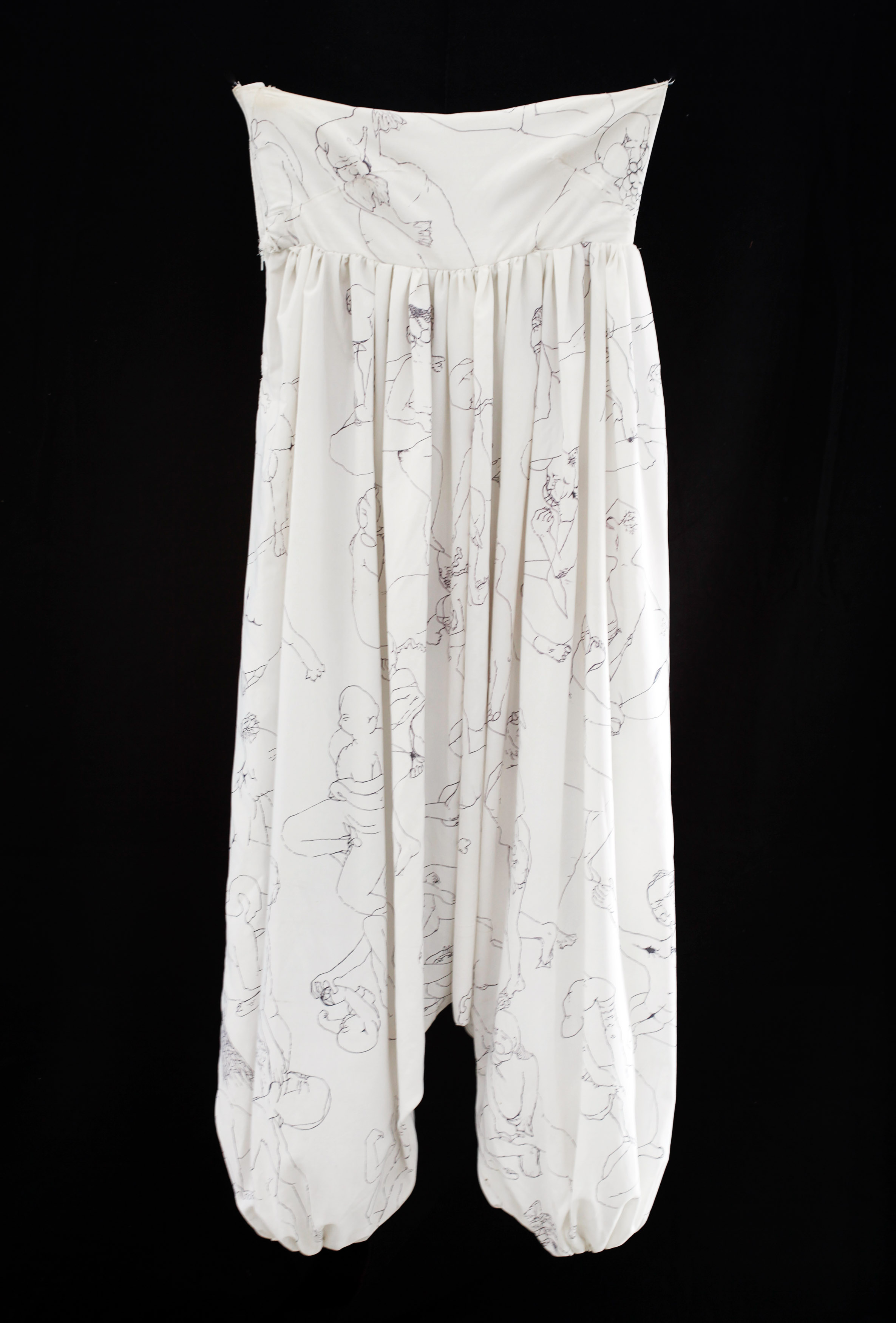 Mariechen Danz - Costume 1 (boderless), 2004