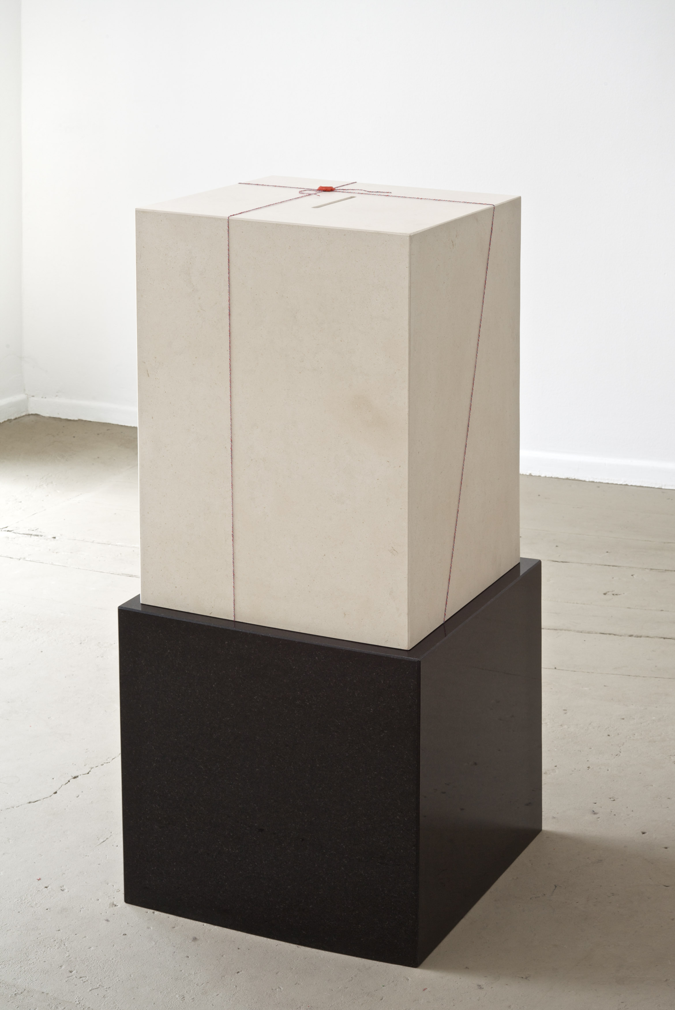 Šejla Kamerić - Ballot Box, 2012