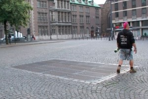 Ulf Aminde - Kunst in der Stadt – StadtKunst Bonn