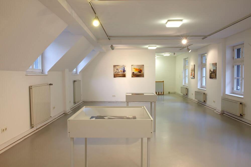 """Angelika J. Trojnarski - Kunstpreis """"junger westen"""" 2013"""