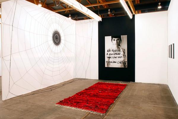 Art Brussels - solo presentation by Šejla Kamerić