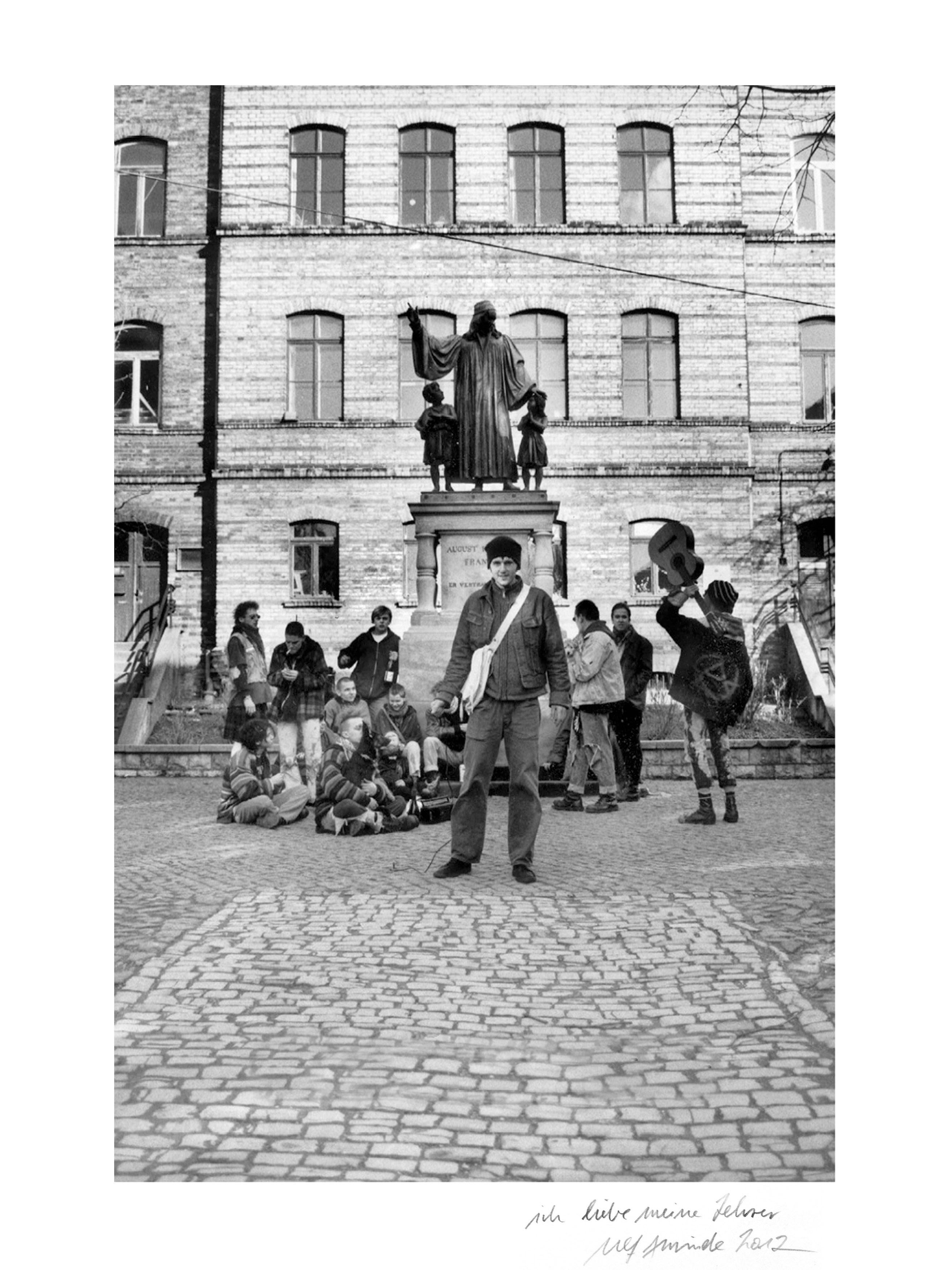 Ulf Aminde - Ich übernehme Verantwortung - Micha weiß Bescheid (Ich liebe meine Lehrer), 2002 - 2012