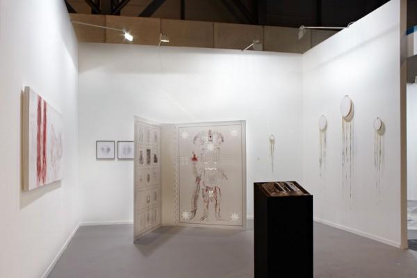 ARCO - works by Mariechen Danz, Šejla Kamerić and Issa Sant