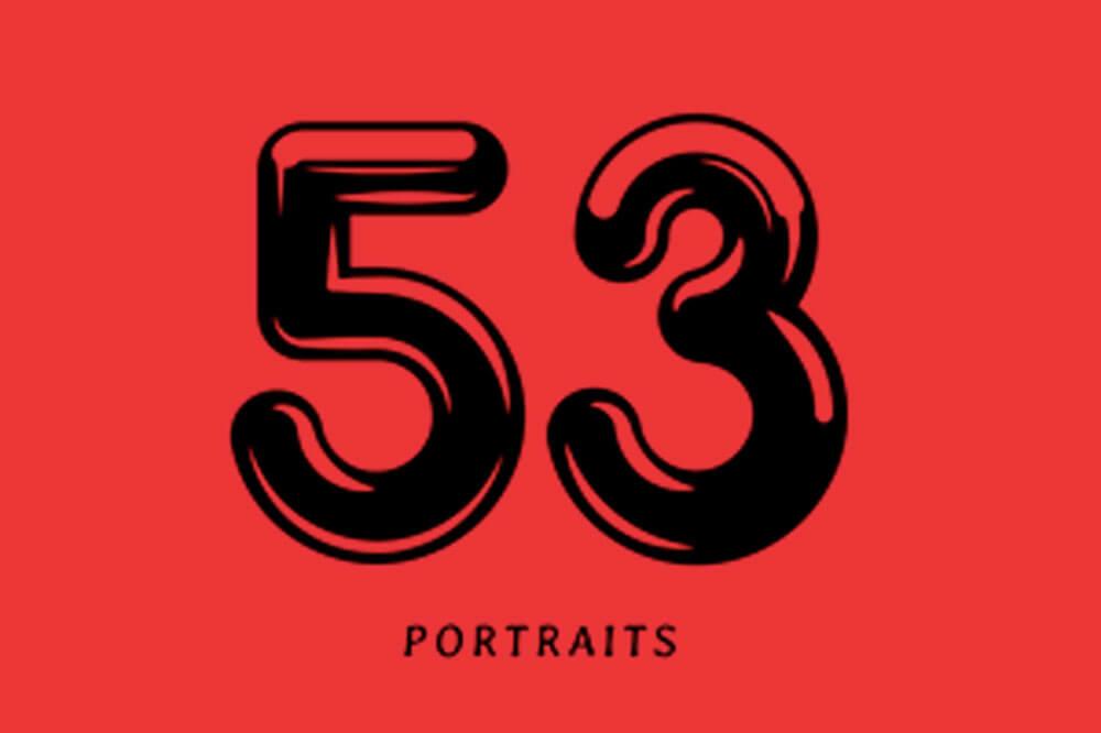 Grit Richter - 53 Porträts von Stefan Sandrock