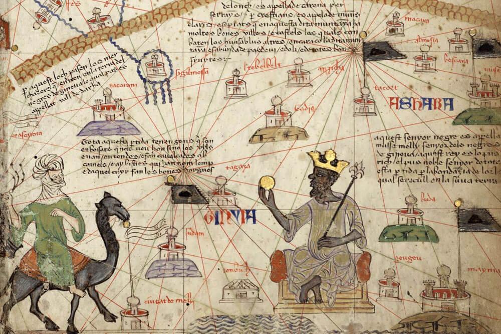 Kapwani Kiwanga - The deep space scrolls
