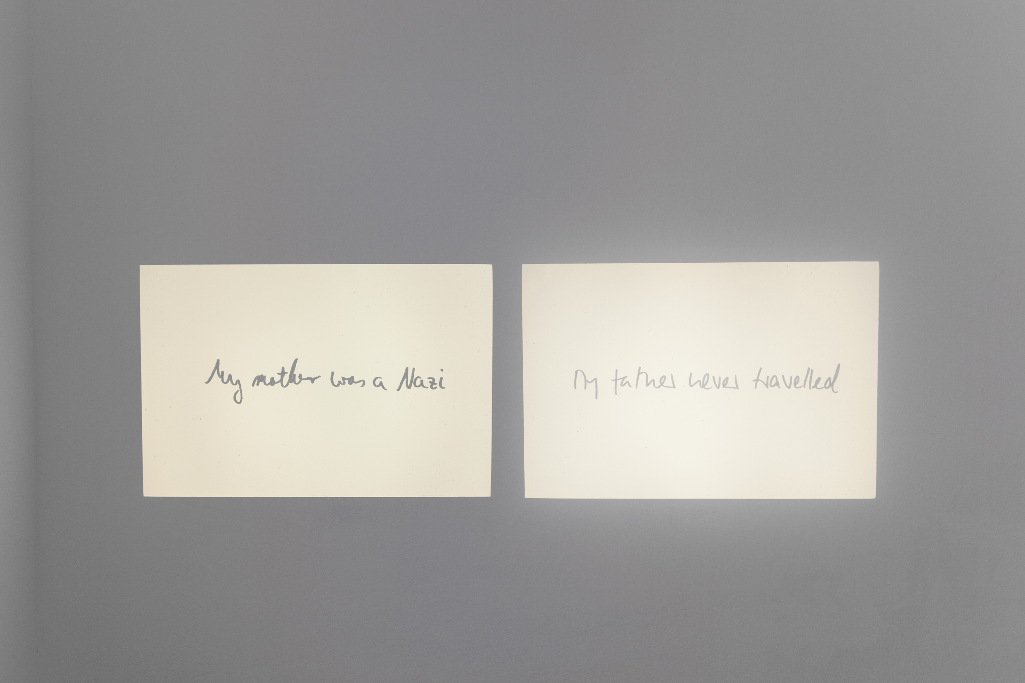 Antje Engelmann - My Mother My Father , 2012 - 2015 (ongoing)