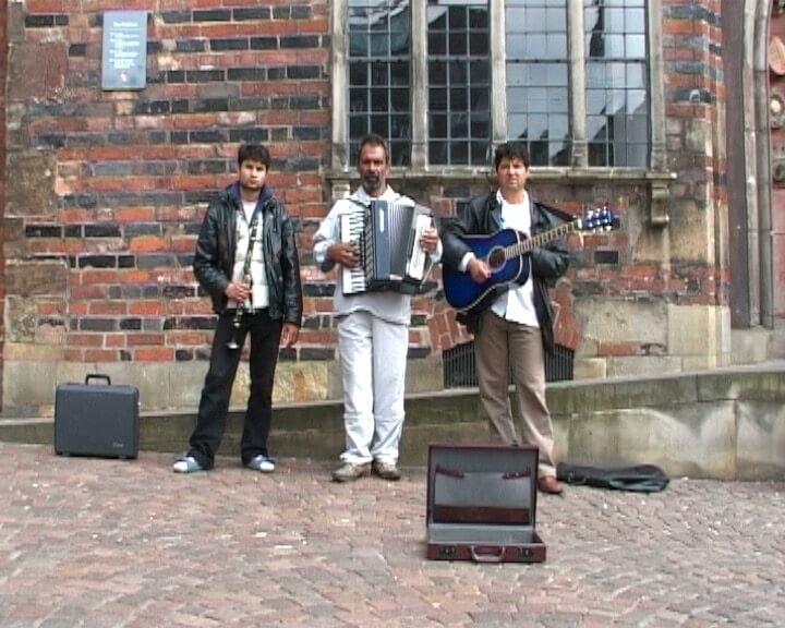 Ulf Aminde - Straße ist Straße und keine Konzeptkunst - 21'34 (the silence piece), 2007