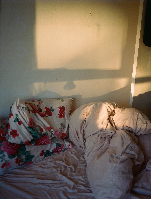 "Lina Scheynius - Untitled (""My Bed""), 2020"