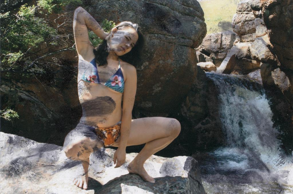 Laurel Nakadate - Lucky Tiger #101, 2009