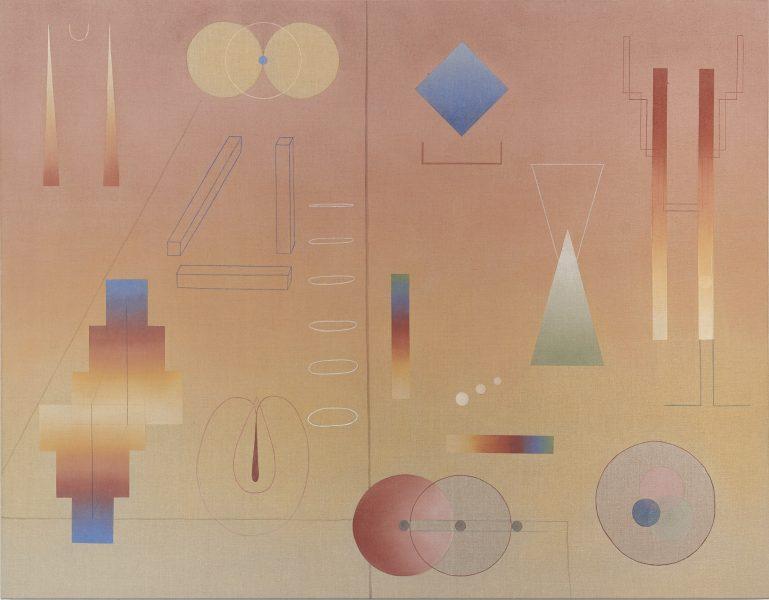 Rachel Garrard - Continuum, 2021